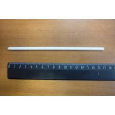 Палочка для карамелизации яблок, круглая 170х5х5 пластик 300шт