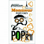 "Зерно кукурузы ""Monsieur Popcorn"", сорт карамель, 22,68 кг"
