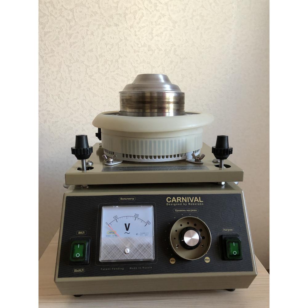 ТТМ Карнавал - аппарат для сладкой ваты (использовался на выставке)