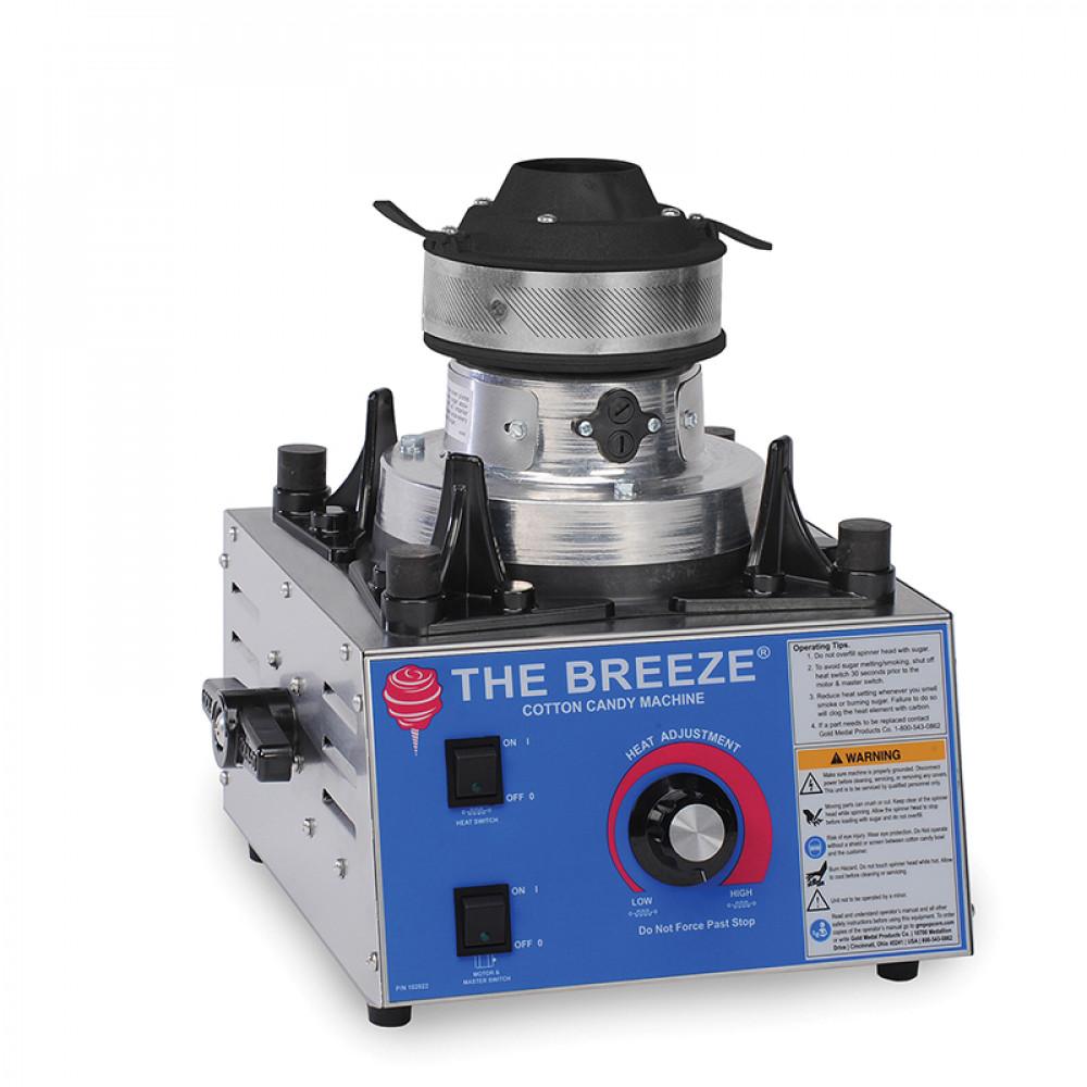 The Breeze - аппарат для сладкой ваты