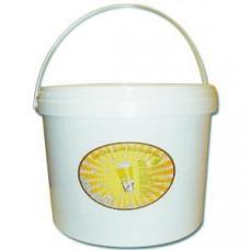 Масло для попкорна желтое, белое, 7,56 кг