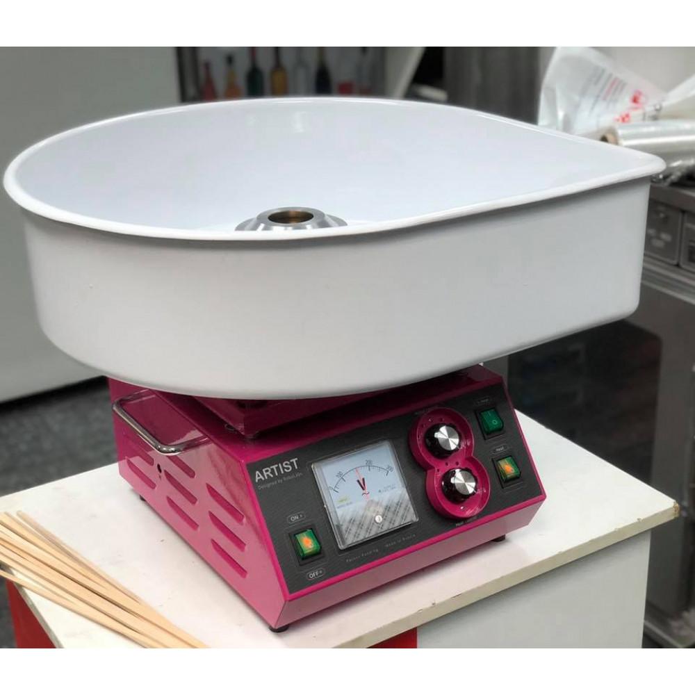 Аппарат для фигурок/цветочков из сладкой ваты ТТМ Артист