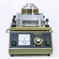 Аппарат для сладкой ваты ТТМ Карнавал, с пластиковым ловителем 700мм