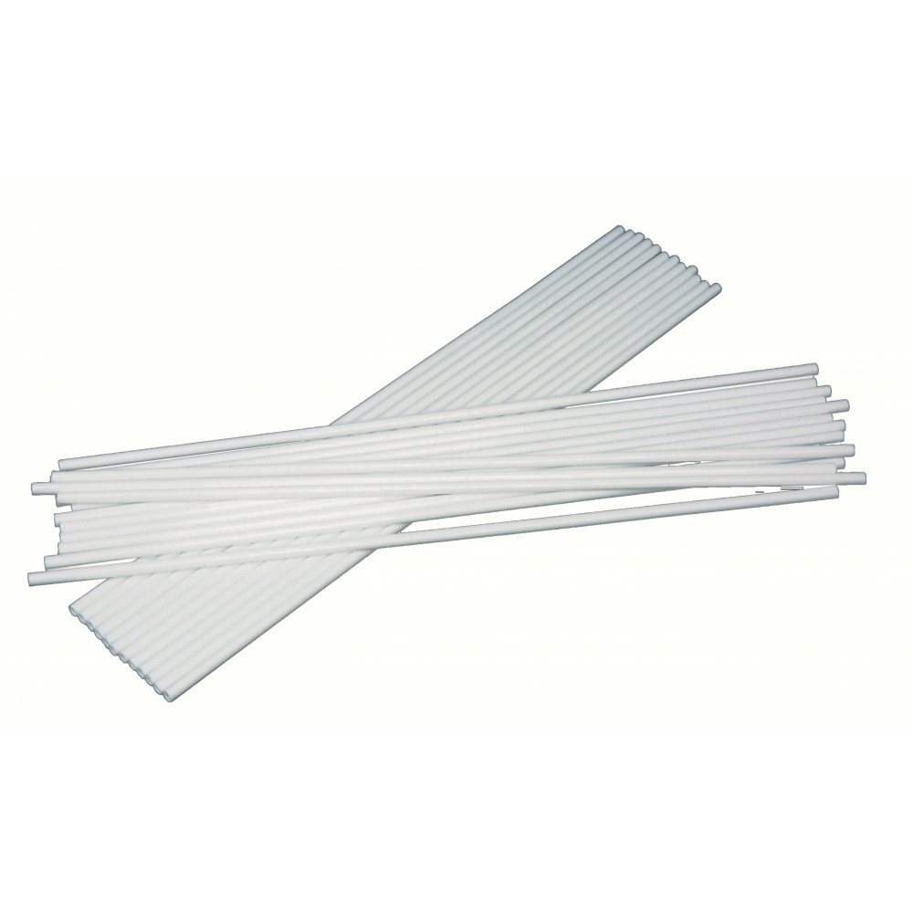 Палочки для сладкой ваты, пластик, 540 мм