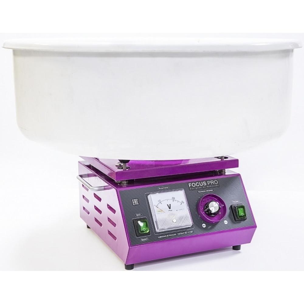 ТТМ Фокус ПРО - аппарат для сладкой ваты
