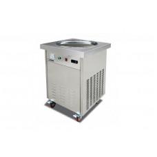 Стол для мгновенной заморозки для жареного мороженого, L0.65м, морозильная поверхность D520мм