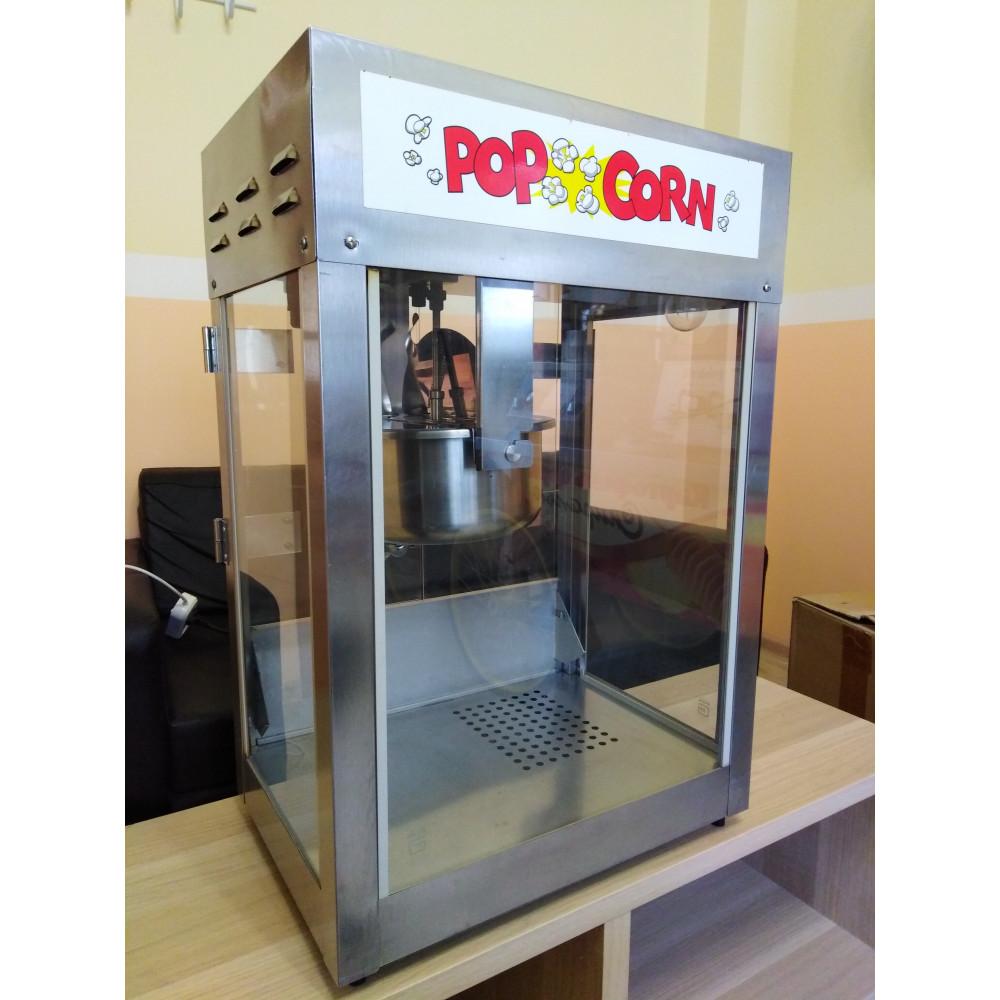 Попкорн аппарат, 06oz, Titan (использовался на выставке)