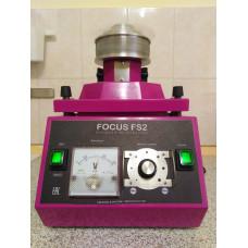 Аппарат для сладкой ваты ТТМ Фокус FS 2 (использовался на выставке)