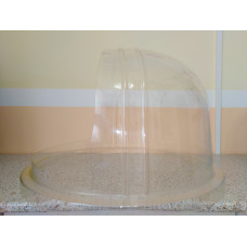 Купол для аппарата сахарной ваты Gold Medal Double Bubble D700мм