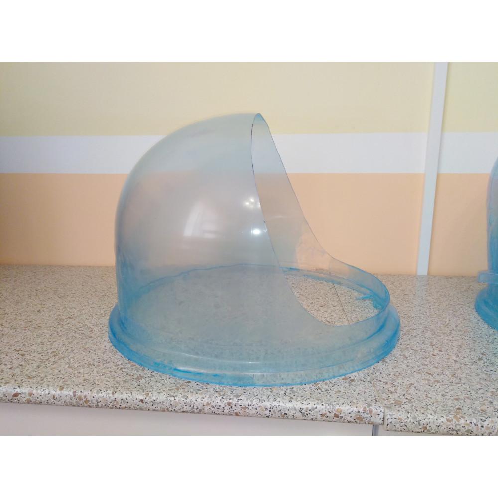 Купол защитный D520мм, пластиковый, д/аппарата сах.ваты