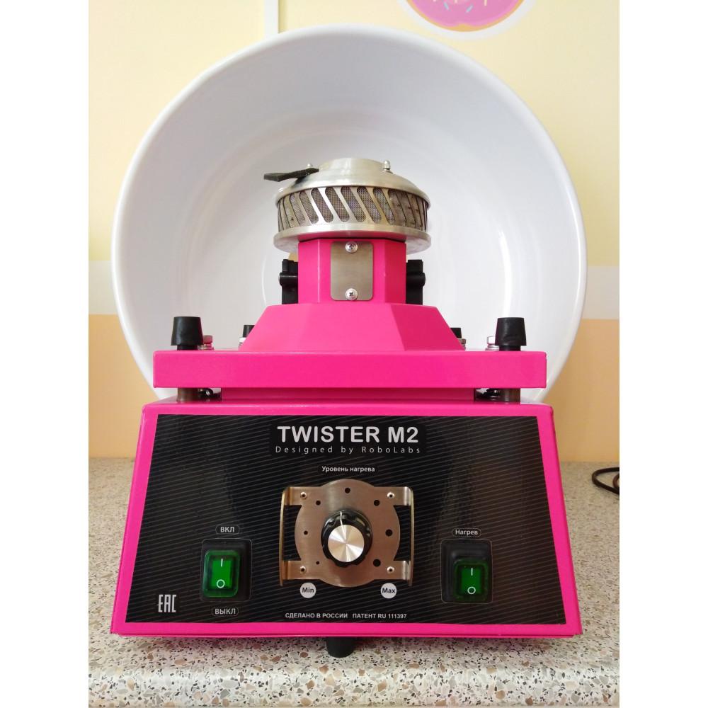 ТТМ Твистер М2 - аппарат для сладкой ваты(использовался на выставке)