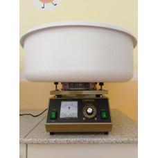ТТМ Карнавал - аппарат для сладкой ваты с пластиковым ловителем (использовался на выставке)