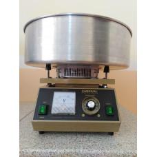 ТТМ Карнавал - аппарат для сладкой ваты с алюминиевым ловителем (использовался на выставке)