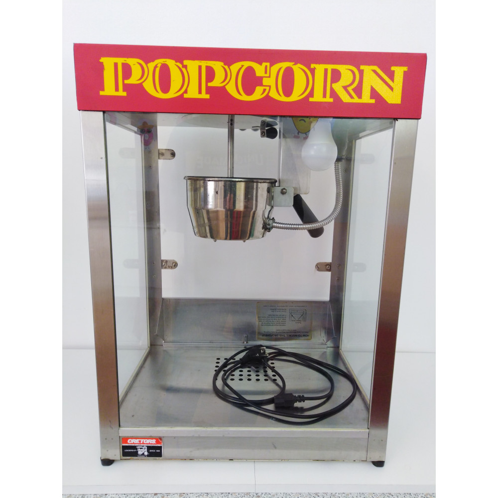 Cretors Gold Rush 06oz - аппарат для попкорна