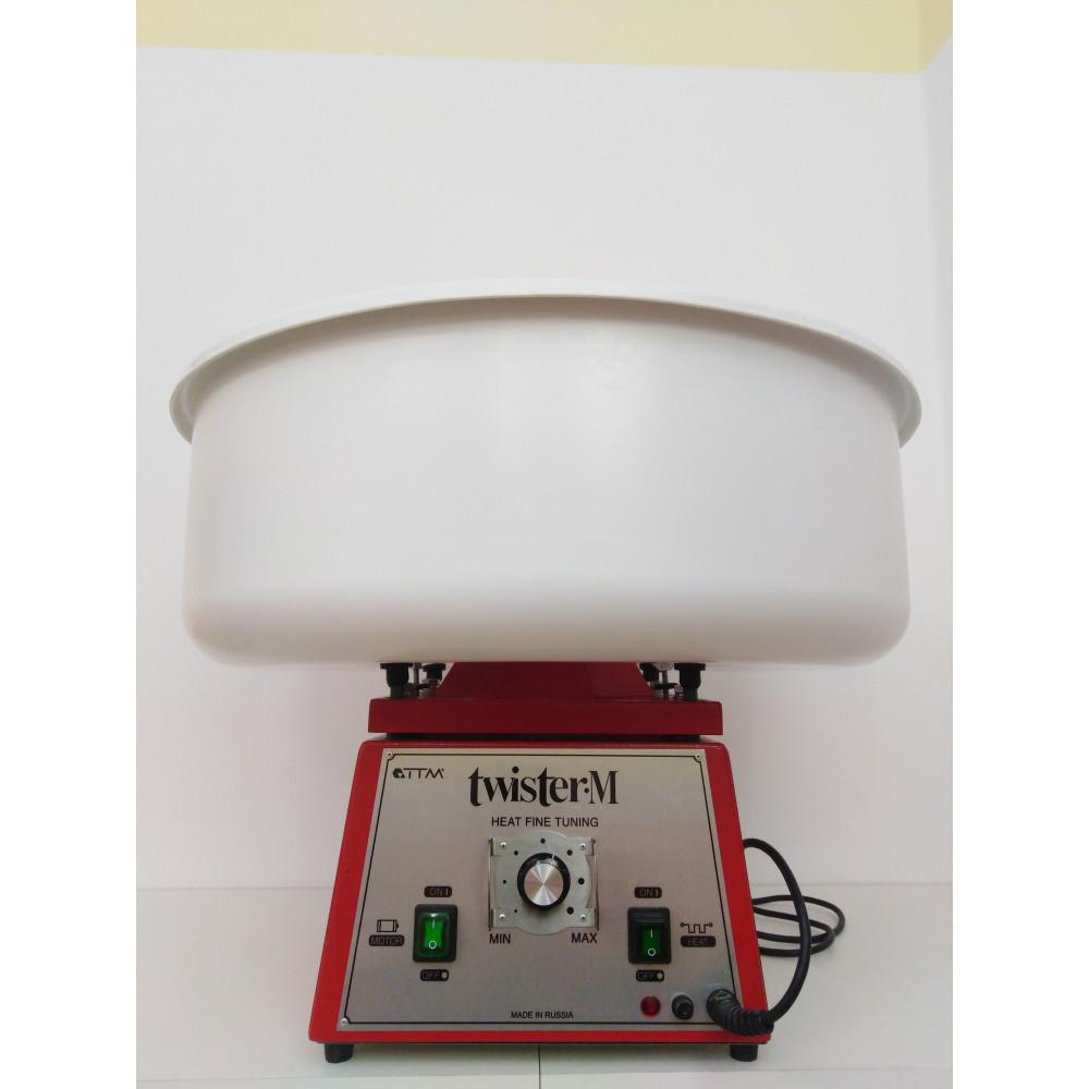 ТТМ Твистер-М - аппарат для сладкой ваты (использовался на выставке)