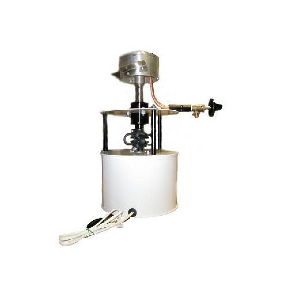 УСВ-5 (газ, подача вверх) - аппарат для сладкой ваты