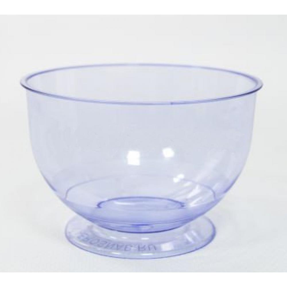 Креманка КРИСТАЛЛ 200мл пластик синий