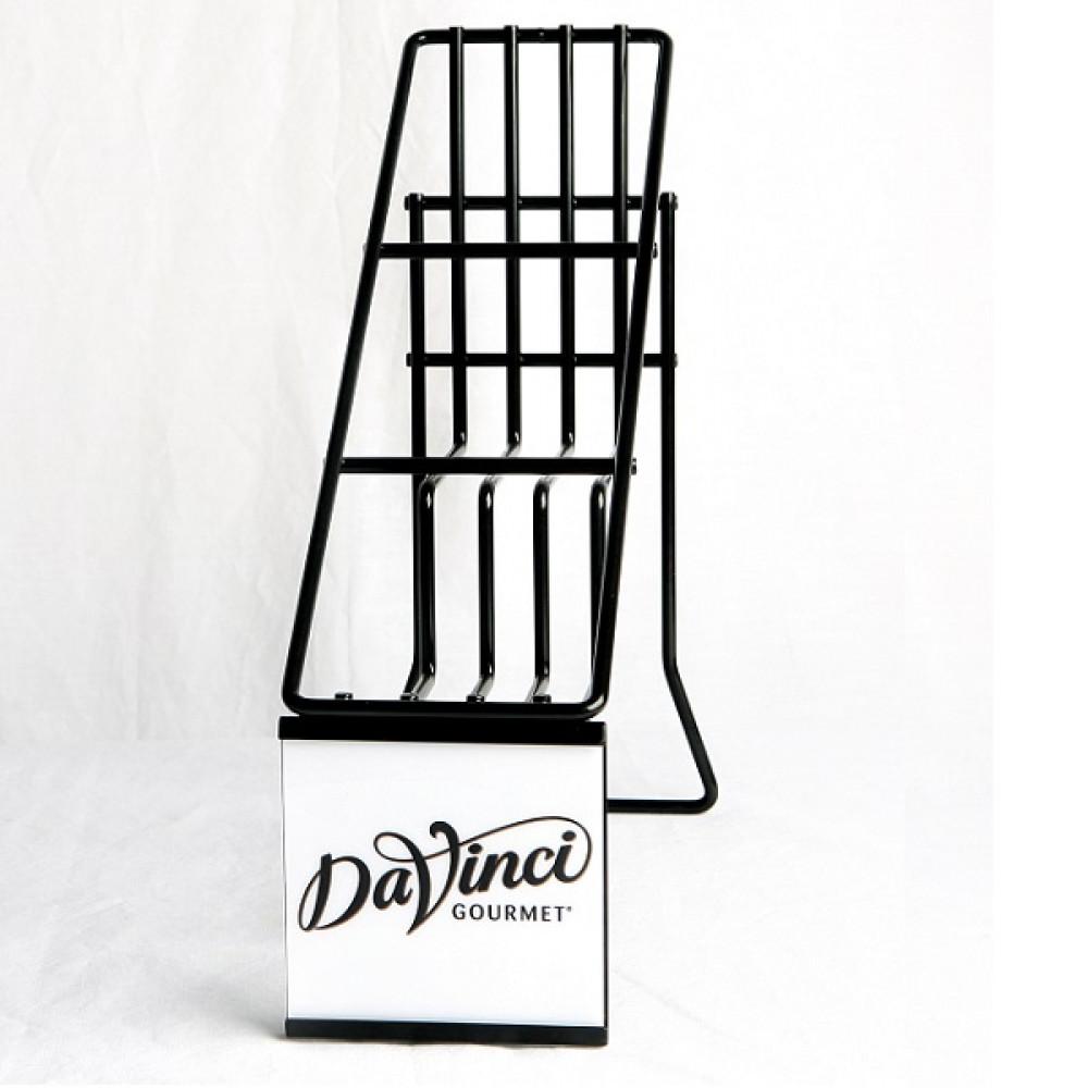 Подставка под 3 бутылки сиропов DaVinci