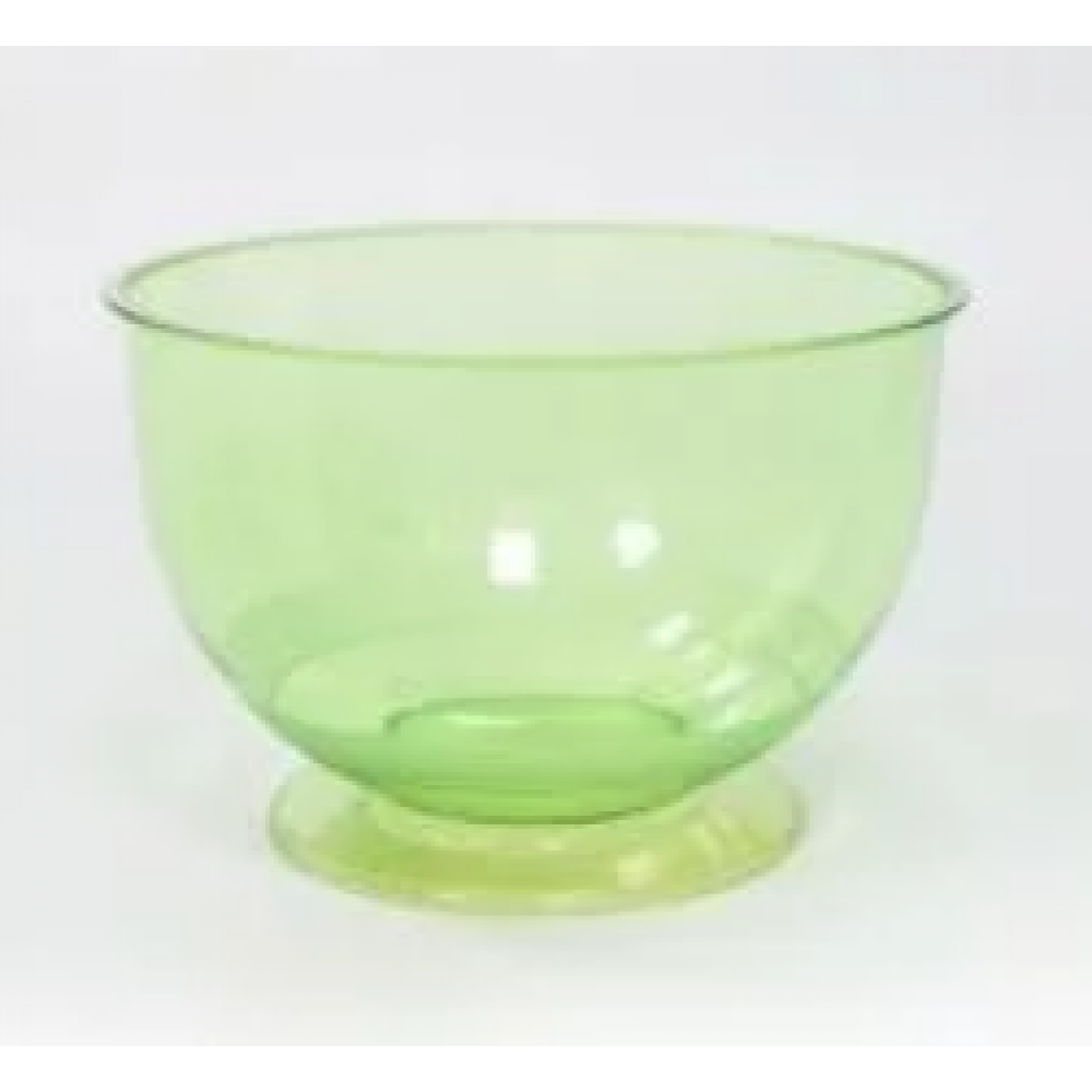 Креманка КРИСТАЛЛ 200мл пластик зеленый