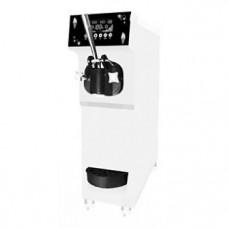 Фризер для мягкого мороженого настольный, 1 узел раздаточный, 12л/ч, белый, предварит.охл.